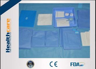 EO Sterilization Disposable Drapes SMS TUR Pack With CE And ISO Certificate