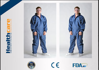China Ropa protectora médica disponible estática anti, vestidos disponibles de la quimioterapia fábrica