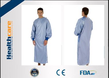 China Uniforme colorido quirúrgico disponible modificado para requisitos particulares de los vestidos PP/SMS/SMMS con CE/ISO/FDA fábrica